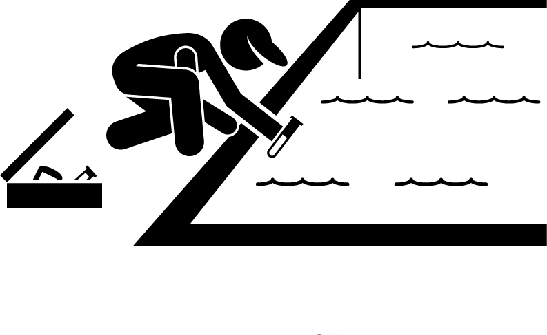 TurfnSurfLLC lawn and pool service pool water testing