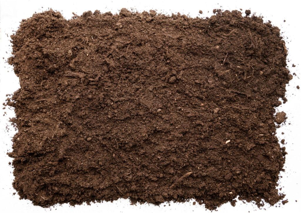 real soil block